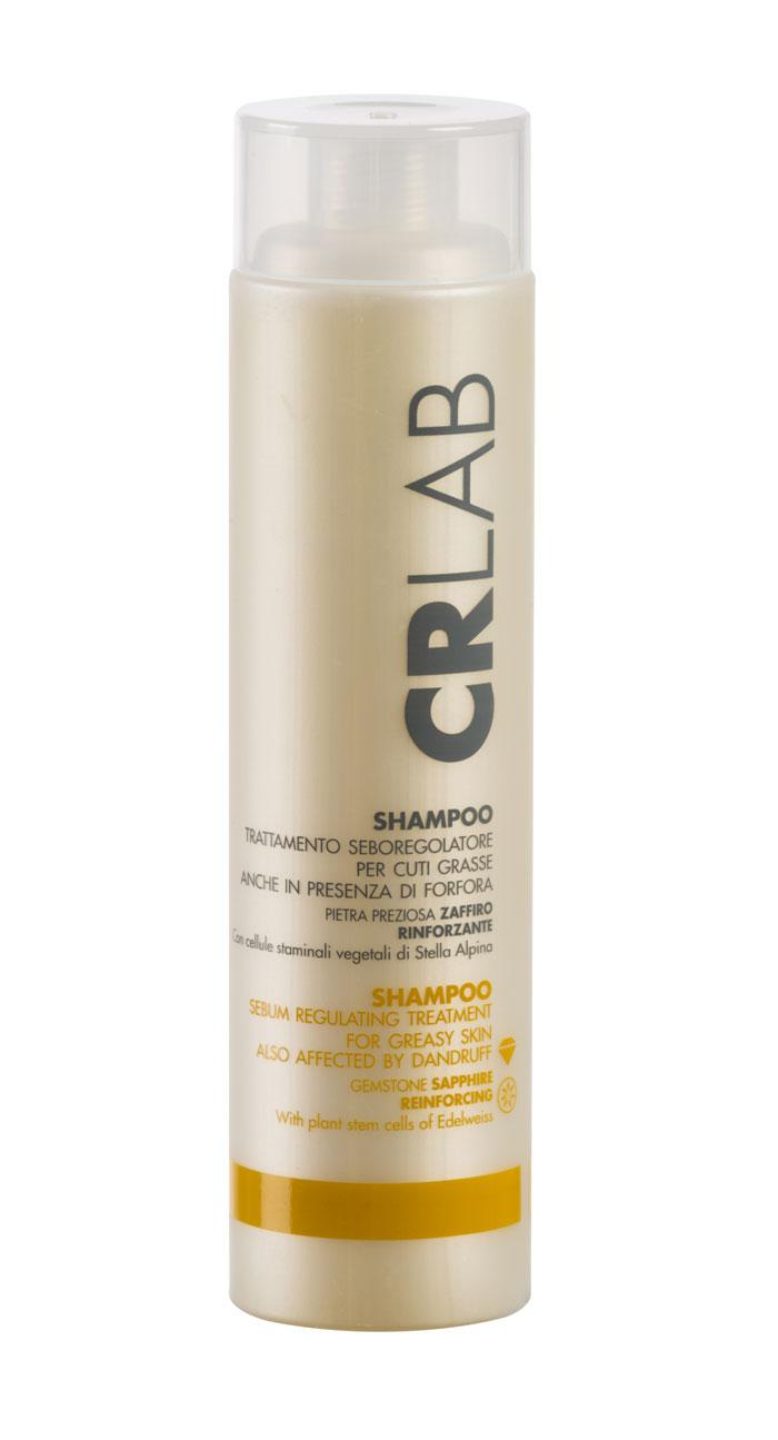 sebum regulating - greasy dandruff shampoo - Linea Sebum regulating