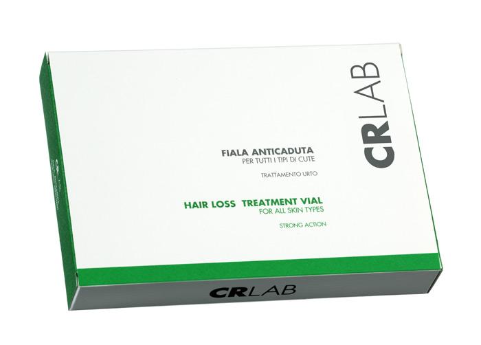 Ampułka - Linea Przeciwko wypadaniu włosów