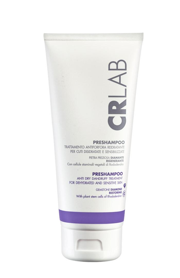 moisturizing antidandruff preshampoo - Linea Antidandruff moisturizing