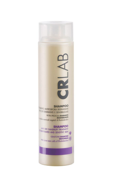 moisturizing antidandruff shampoo - Linea Antidandruff moisturizing