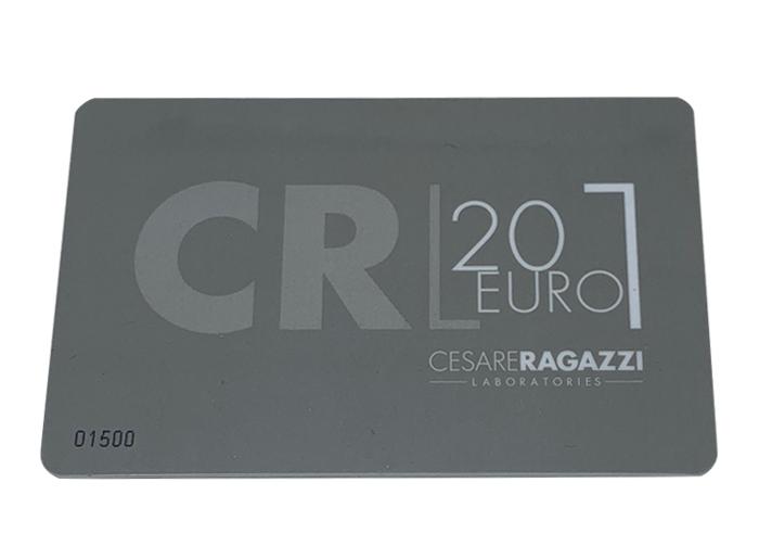 Beauty card 20 - Linea Daily care