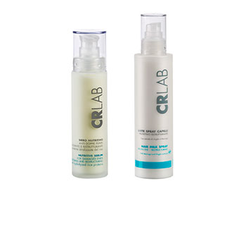 Latte spray capelli + Siero nutritivo